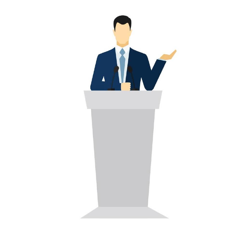 Speech and Presentation