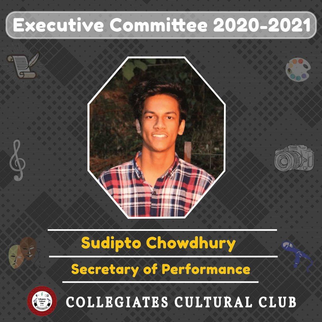 Sudipto Chowdhury