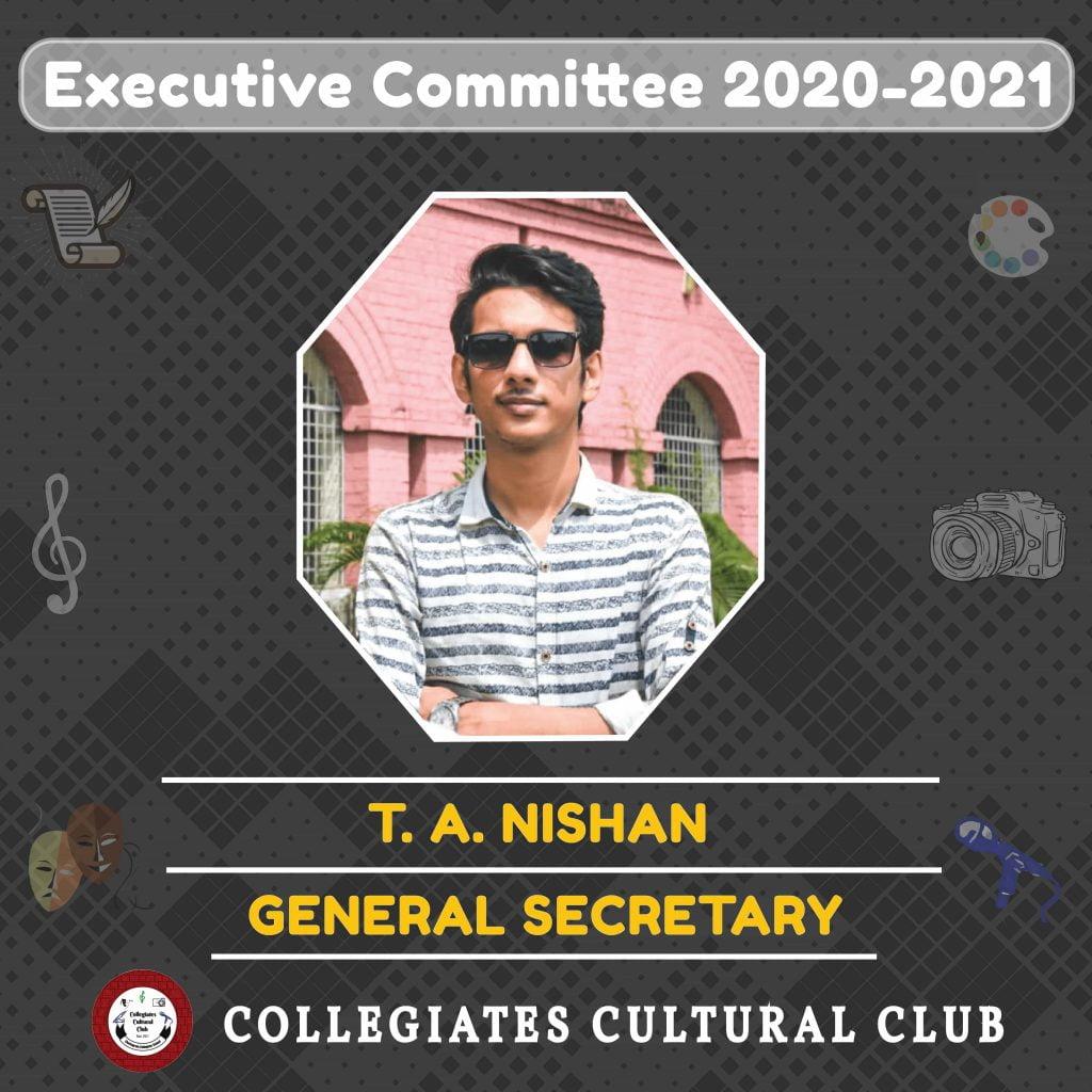 T. A. Nishan